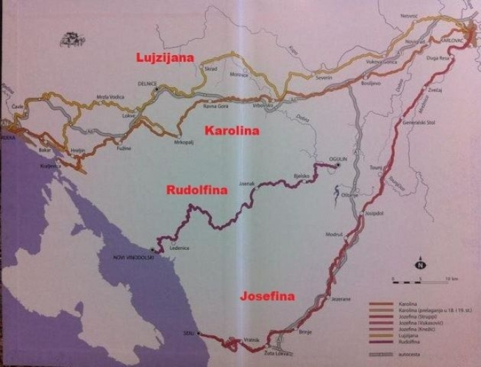 4 Roads to Cycle From Zagreb to The Coast